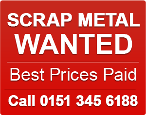 Scrap Metal Wanted in Liverpool